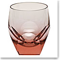 Moser Crystal Bar DOF Tumbler, Rosalin, Single