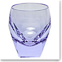 Moser Crystal Bar Shot Glass 1.5 Oz. Alexandrite