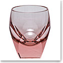 Moser Crystal Bar Shot Glass 1.5 Oz. Rosalin