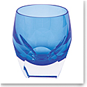 Moser Bar Shot Glass Cobalt, Single