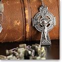 Cashs St. Patrick Connemara Marble Rosary