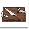 Crafthouse by Fortessa Professional Barware Tool Set (Bar Knife, Bar Board, Peeler, Channel Knife)