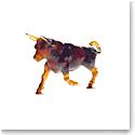 Daum Bull Sculpture