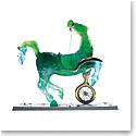 Daum Debris Automobile Horse by Salvador Dali, Limited Edition Sculpture