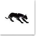 Daum Black Panther, Limited Edition Sculpture