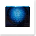 Daum Kumara Vase in Blue by Jean-Marie Massaud, Limited Edition