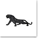 Daum Black Magnum Bengal Tiger, Limited Edition Sculpture