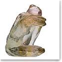 Daum Petite Muse by Sylvie Mangaud Lasseigne, Limited Edition Sculpture