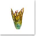 Daum Cattleya Vase by Emilio Robba