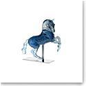 Daum Alexandre Horse by Jean-Louis Sauvat, Limited Edition Sculpture