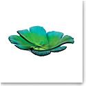 Daum Magnum Ginkgo Bowl in Green