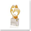 Daum Coeurs by Fanjol, Limited Edition Sculpture