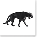Daum Wild Panther in Black by Richard Orlinski, Limited Edition Sculpture