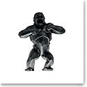 Daum Wild Kong in Black by Richard Orlinski, Limited Edition Sculpture
