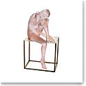 Daum Pink Louison by Alain Choisnet, Limited Edition Sculpture