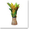 Daum Borneo Magnum Vase by Emilio Robba, Limited Edition
