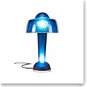 Daum Resonance Lamp in Ink Blue