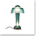 Daum Resonance Lamp in Boreal Green