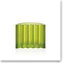 Daum Small Green Vase by Victoria Wilmotte