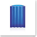 Daum Large Blue Vase by Victoria Wilmotte