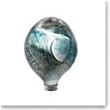 Daum Azure Yeelen by Gerald Vatrin Sculpture