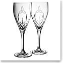 Galway Trinity Knot White Wine Pair