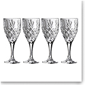 Galway Renmore Goblets, Set of Four