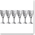 Galway Renmore Goblets, Set of Six
