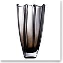 "Galway Onyx Dune 12"" Square Vase"