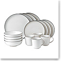 Royal Doulton China Gordon Ramsay Bread Street 16-Piece Set White