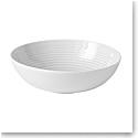 """Royal Doulton Gordon Ramsay Maze White Cereal Bowl 7"""" 24 Oz"""