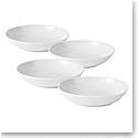 Royal Doulton Gordon Ramsay Maze White Open Vegetable/Pasta Bowl Set of 4