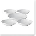 Royal Doulton Gordon Ramsay Maze White 5-Piece Pasta Set