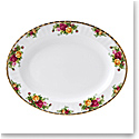 """Royal Albert Old Country Roses Oval Platter 15"""""""