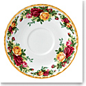 "Royal Albert Old Country Roses Tea Saucer 5.5"""