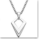 Nambe Men's Jewelry Arrowhead Pendant