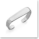 Nambe Men's Jewelry Square Cuff Bracelet