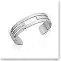 Nambe Men's Jewelry Bridge Cuff Bracelet