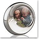"Nambe Metal Baby Sleep 4"" Picture Frame"