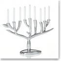 Nambe Metal Tree of Life Menorah