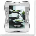 "Nambe Metal Bella 8x10"" Picture Frame"