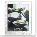 "Nambe Metal Dazzle 8x10"" Picture Frame"