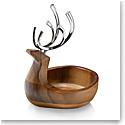 Nambe Reindeer Candy Dish
