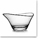 "Nambe Moderne 12"" Salad Crystal Bowl"