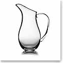 "Nambe Moderne 11"" Crystal Pitcher"