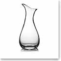 Nambe Moderne Large Art Vase, Clear