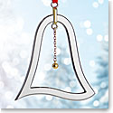 Nambe Metal Bell Ornament