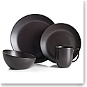 Nambe Orbit 4 Piece Place Setting Celestial Black