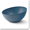 Nambe Orbit Serving Bowl Aurora Blue