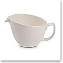 Nambe Orbit Cream Pitcher Starry White